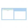 BESFORM White Envelope - Peal & Seal 4'' x 6'', 20's
