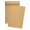 BESFORM Brown Envelope - Gummed B5 (Pack of 3)