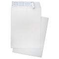 BESFORM White Envelope - Peal & Seal B5 (Pack of 3)