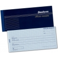 BESFORM Official Receipt Pad, 50 x 2-ply