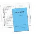 Popular Blue Note Book A6 (1 x 10)