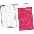 ESPP Hard Cover 3-Column Book, F4 200pg