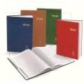 Campap Foolscap Index Book 200pgs CA3137