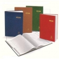 Campap Foolscap Index Book 300pgs CA3138