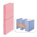 PLUS Zero Max Expandable File, A4 (Pink)