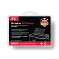 Rexel Shredder Oil Sheets