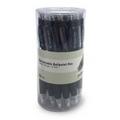 PB Retractable Ball Pen 154, 0.7mm 25's (Blk)