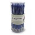 PB Retractable Ball Pen 154, 0.7mm 25's (Blu)