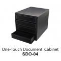LA VIDA Document Cabinet SDO-04 (Black)