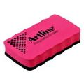 ARTLINE Magnetic Whiteboard Eraser ERT-MM (Red)