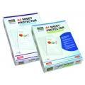 Bindermax 11-Hole Sheet Protector A4 100's