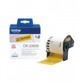 BROTHER Continuous Film DK22606 (Yellow)