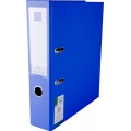POP Urban PP Lever Arch File with Index, Blue