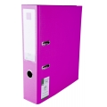 POP Urban PP Lever Arch File with Index, Pink