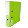 POP Urban PP Lever Arch File with Index, Light Green