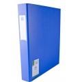 POP Urban PP 2D Ring File, Blue