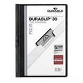 DURACLIP Folder 2200, A4 (Black)