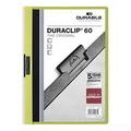 DURACLIP Folder 2200, A4 (Green)