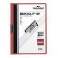 Duraclip 30 Folder, Red