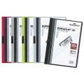 DURACLIP Folder 2200, A4 (Red)