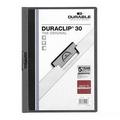 DURACLIP Folder 2200, A4 (Grey)