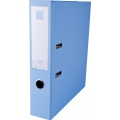 POP Urban PP Lever Arch File with Index, Sky Blue