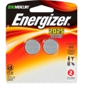 Energizer Specialty Battery 2025 Lithium Coin (PKT2)