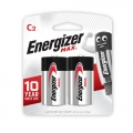 Energizer Max Battery C (PKT2)
