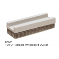 Toyo Peelable Whiteboard Duster ER2P L