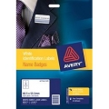 AVERY Fabric Name Badge L7418-15 (Pack of 120's)