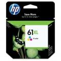 HP Ink Cart CH564WA #61XL (Tri-Colours)