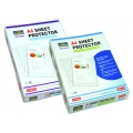 Suremark 11-Hole Sheet Protector A4 100's