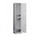 2-Compartment Locker TWS-4802