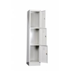 3-Compartment Locker TWS-4803