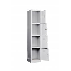 4-Compartment Locker TWS-4804