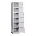 6-Compartment Locker TWS-4806