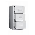 SHINEC 3-Drawer Filing Cabinet TWS-4300