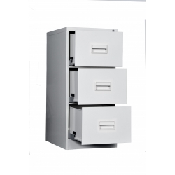 3-Drawer Filing Cabinet TWS-4300