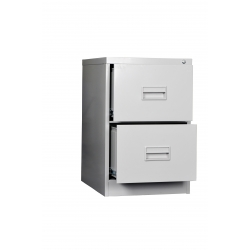 2-DRAWER FILING CABINET TWS-4200 GREY