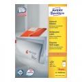 AVERY ZWECKFORM White Label 3655 210mmx148mm (200 Labels)