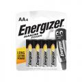 ENERGIZER Alkaline Battery E91 AA, 4's