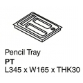 SHINEC Pencil Tray PT (Black)