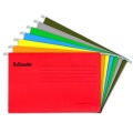 Esselte Suspension File F4 ES393111 Green