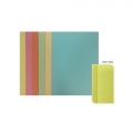 POP BAZIC Paper Inner File, A4 10's (Yel)