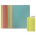 POP BAZIC Paper Inner File, F4 10's (Blu)