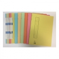 POP BAZIC Paper Flat File, F4 5's (Blue)
