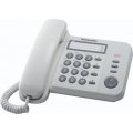 Panasonic Phone KX-TS520ND White
