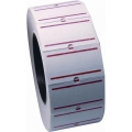 Label Roll for Price Tag Gun, 21.5 x 12mm