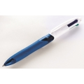 BIC 4 Color Grip Medium Blue Barrel