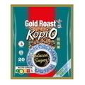 Gold Roast Kopi-O Low Sugar 20s